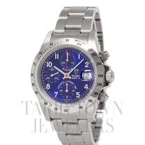 Tudor Tiger Prince Date Steel 40mm Blue United States of America, New York, Hartsdale
