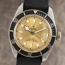 Tudor Black Bay S&G Acero y oro 41mm Oro