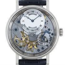 Breguet Tradition Or blanc 40mm Argent Romains