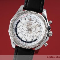 Breitling Bentley B05 Unitime Acero 50mm Blanco