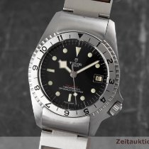 Tudor 70150 Steel Black Bay 42mm pre-owned