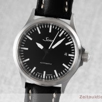 Sinn 556 Steel 38.5mm Black