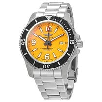 Breitling Superocean 44 new 2021 Automatic Watch with original box and original papers A17367021I1A1