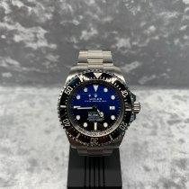 Rolex Sea-Dweller Deepsea Otel 44mm Albastru Fara cifre România, Bucuresti