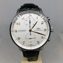 IWC Portuguese Chronograph IW371604 pre-owned