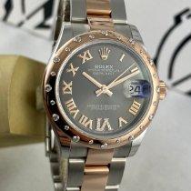 Rolex Datejust 278341RBR Neu Gold/Stahl 31mm Automatik Schweiz, Roveredo