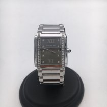 Patek Philippe pre-owned Quartz 25mm Grey Sapphire crystal 3 ATM