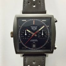 Heuer Steel 40mm Automatic 1133G pre-owned