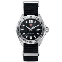 TAG Heuer Formula 1 Quartz Steel 43mm Black United States of America, New York, New York
