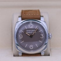 Panerai Special Editions Steel 47mm Brown Arabic numerals United States of America, Tennesse, Nashville