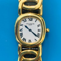 Patek Philippe Golden Ellipse Yellow gold White United States of America, New York, Great Neck