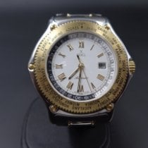 Ebel Voyager Gold/Steel 38mm United States of America, Connecticut, Greenwich