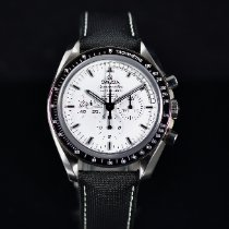 Omega Speedmaster Professional Moonwatch Acier 42mm Blanc Sans chiffres France, Paris