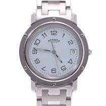 Hermès Stahl 35mm Quarz CL6.710 gebraucht