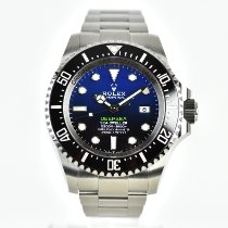 Rolex Sea-Dweller Deepsea 126660 D-BLUE 2020 novo