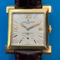 Vacheron Constantin Historiques Rose gold Champagne Roman numerals United States of America, New York, Great Neck