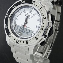 Tissot Sea-Touch Acero 44mm Plata