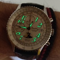 Breitling Montbrillant new Automatic Chronograph Watch with original box and original papers A43030