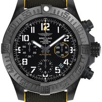 Breitling Avenger Hurricane 45mm Yellow Arabic numerals United States of America, New York, New York