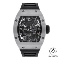 Richard Mille RM 010 RM010 Very good White gold 39mm Automatic