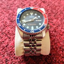 Seiko Prospex Steel Blue No numerals United States of America, Michigan, Madison Heights