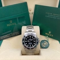 Rolex Submariner (No Date) Steel 41mm Black United States of America, New York, New York