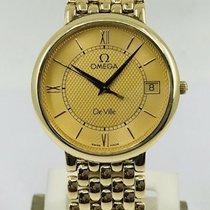 Omega De Ville Yellow gold 32mm Gold Roman numerals United States of America, Ohio, Columbus