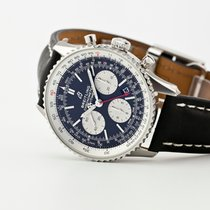 Breitling Navitimer 1 B01 Chronograph 43 Steel 43mm Black United States of America, New Jersey, Oradell