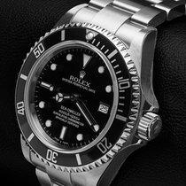 """Rolex Rolex Sea-Dweller 16600 NOS """"Z Series"""" Сталь 2006 Sea-Dweller новые"""