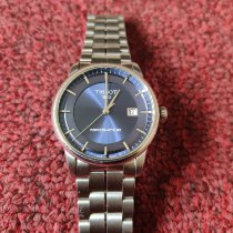 Tissot Luxury Automatic Steel Blue No numerals United States of America, Michigan, Madison Heights