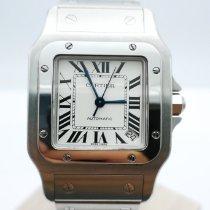 Cartier Santos Galbée 2823 2007 pre-owned