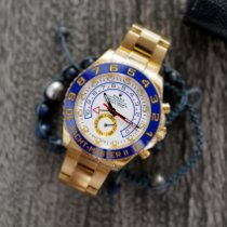 Rolex Yacht-Master II Yellow gold 44mm White No numerals United States of America, California, Santa Monica