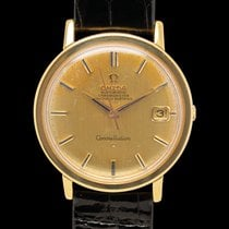 Omega Constellation Or jaune 36mm Or Sans chiffres France, Paris