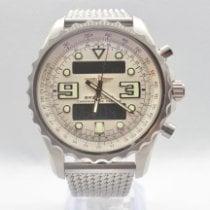 Breitling Chronospace Steel 48mm White Arabic numerals United States of America, Maryland, GLENARDEN