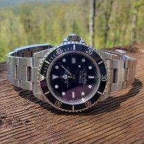 Rolex Sea-Dweller 4000 Steel Black No numerals