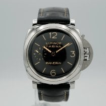 Panerai Luminor Marina 1950 3 Days Steel 47mm Black Arabic numerals
