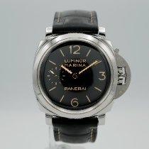 Panerai Luminor Marina 1950 3 Days Acier 47mm Noir Arabes