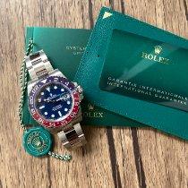 Rolex GMT-Master II White gold 40mm Blue No numerals United States of America, California, Sunnyvale