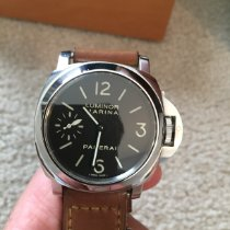 Panerai Luminor Marina Steel 44mm Black Arabic numerals United States of America, Connecticut, Bethel