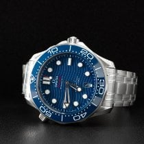 Omega Seamaster Diver 300 M new 2020 Automatic Watch with original box and original papers 210.30.42.20.03.001