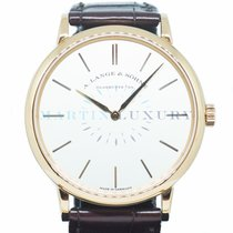 A. Lange & Söhne Rose gold 37mm Manual winding 201.033 pre-owned Singapore, Singapore