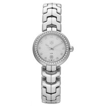 TAG Heuer Link Lady Steel 29mm Silver No numerals United States of America, Florida, Sarasota