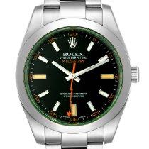 Rolex Milgauss 116400V 2008 gebraucht