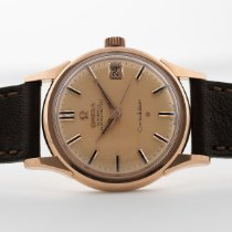 Omega Constellation Rose gold 34mm Gold No numerals