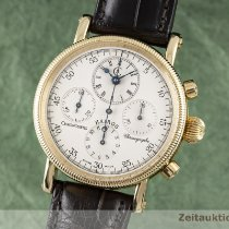 Chronoswiss Manual winding Silver 38mm pre-owned Kairos