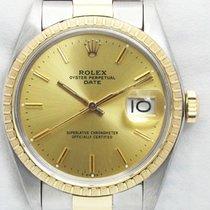 Rolex Oyster Perpetual Date Oro/Acciaio 34mm Senza numeri Italia, Pieve Di Cento BOLOGNA