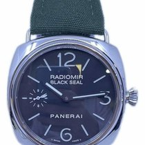 Panerai PAM00183 Steel Radiomir Black Seal 45mm pre-owned United States of America, Florida