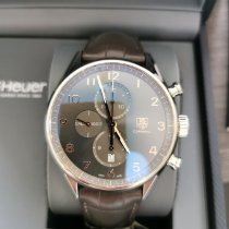 TAG Heuer Carrera Calibre 1887 neu Automatik Chronograph Uhr mit Original-Box und Original-Papieren CAR2013.FC6313