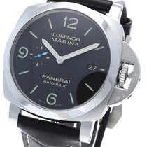 Panerai Luminor Marina 1950 3 Days Automatic neu 2020 Automatik Uhr mit Original-Box und Original-Papieren PAM 01312