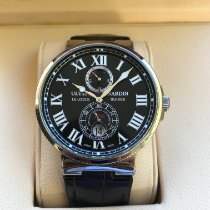 Ulysse Nardin Marine Chronometer 43mm 263-67/42 2007 pre-owned